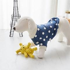 [모던하우스] 펫본) 옐로우 래빗 로프 장난감