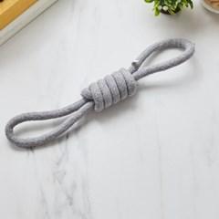 [모던하우스] 펫본) 튼튼한 고리로프 장난감 L 그레이