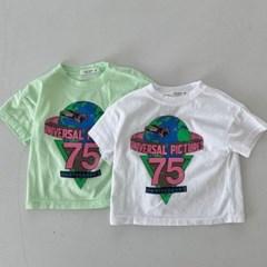 라) S75 아동 반팔티
