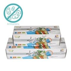 센스큐 주방용 항균 지퍼백 (소) 20매