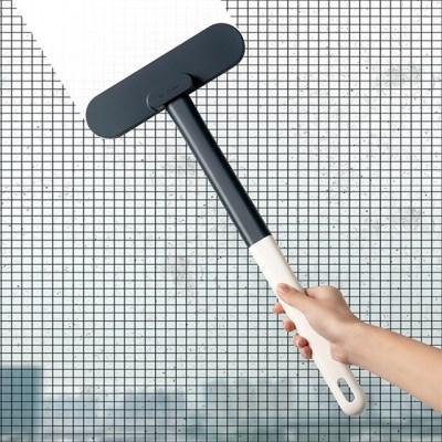 방충망 브러쉬 겸용 다용도 창문 청소 브러쉬
