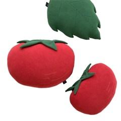아그아그 토마토 쿠션
