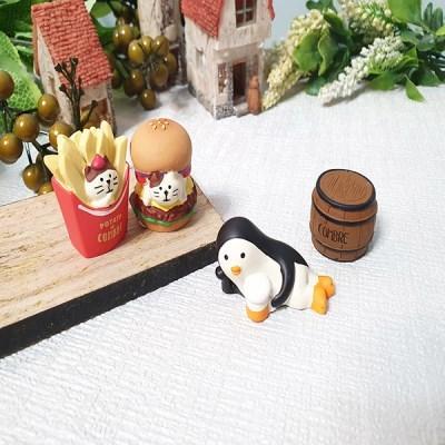 미니사이즈 BAR테마 귀여운 포인트 소품 데꼴캐릭터 피규어