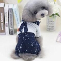 일체형 강아지 오션 올인원 원피스 봄 여름 옷