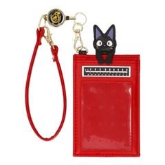 [마녀배달부 키키] 고양이시리즈(마녀_라디오패스) 카드지갑
