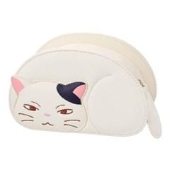[귀를 기울이면] 고양이시리즈(귀를_문파우치)