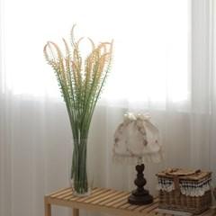야생화 풀잎 조화 포니테일 들꽃 인조식물