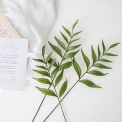 버드나무잎 조화 나뭇잎 플라워트리 그린인테리어 실크플라워