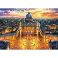 1000피스 직소퍼즐 - 바티칸 궁전의 광장