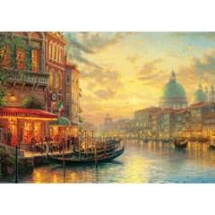 1000피스 직소퍼즐 - 황혼이 스며든 베네치아