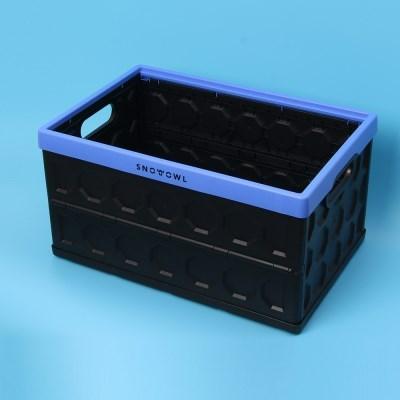 스노우아울 헥사 폴딩 카고 박스 블루