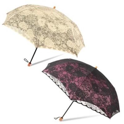 BRONZ 로즈 우양산 접이식 2color 일본 수입 우산