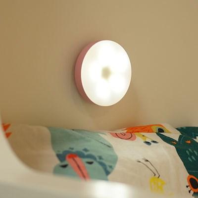 무선 LED USB 충전식 밝기 조절 무드등 취침등 미니MINI