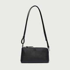 Zipper Mini Bag / Black