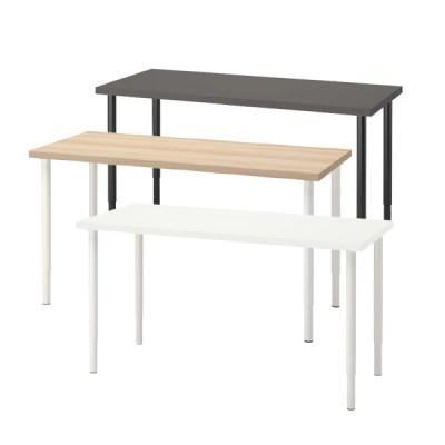 이케아 LAGKAPTEN/OLOV 길이조절 테이블 (140x60)
