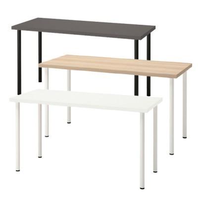 이케아 LAGKAPTEN/ADILS 테이블 (140x60)