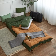 VERNE 베른 퀼토 슬리핑백 침낭 캠핑 사계절