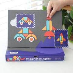 스탠드 마그넷북 메이크업 퍼즐놀이