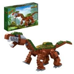 공룡블록 브라키오사우루스 레고사이즈 블럭