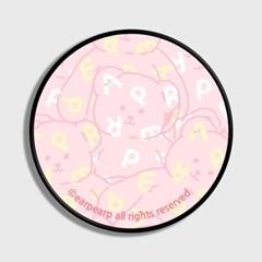Soft together bear-pink(스마트톡)_(1891157)