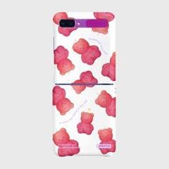 Little fire covy pattern-pink(Z플립-하드)_(1890561)