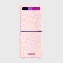 Soft together bear-pink(Z플립-하드)_(1890547)