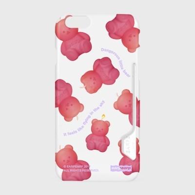 Little fire covy pattern-pink(카드수납)_(1890257)