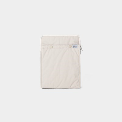 CITY BOYS IPAD CASE Cream