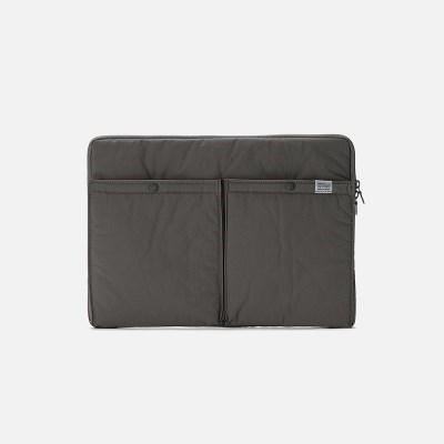 CITY BOYS LAPTOP CASE Stone Grey