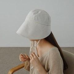 턱끈 무지 기본 챙넓은 패션 보넷 버킷햇 벙거지 모자