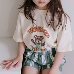 라) 테니스곰 아동 반팔티