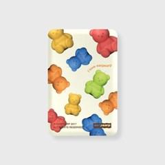 Little fire covy pattern-colorful(무선충전보조배터리_(1894948)