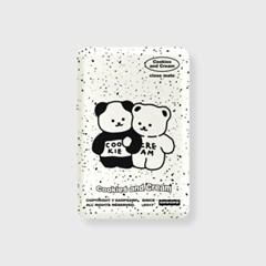 Cookie cream-ivory(무선충전보조배터리)_(1894945)