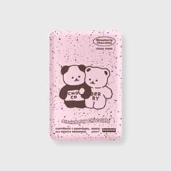 Cookie cream-pink(무선충전보조배터리)_(1894944)