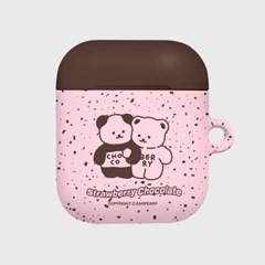 Cookie cream-pink(에어팟 하드)_(1894549)
