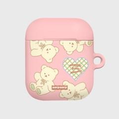 Magic merry pattern-pink(에어팟 하드)_(1894543)