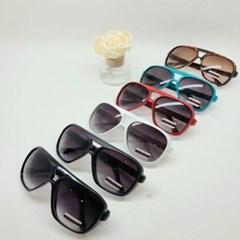 보잉 화이트 데일리 패션 가벼운 도수없는 선글라스
