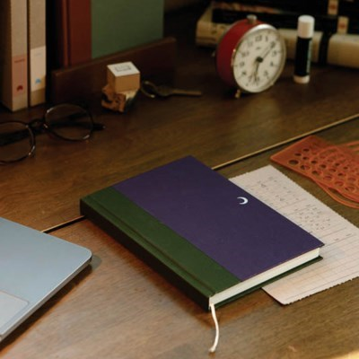 Planner Daily Log Book Moonrise