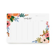 Lively Floral Weekly Desk Pad 위클리 플래너