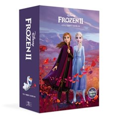 디즈니 겨울왕국 2 엽서북 100