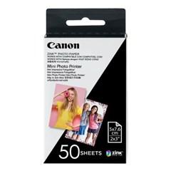 캐논 인스픽 스티커 인화지 50매 즉석카메라 포토프린터