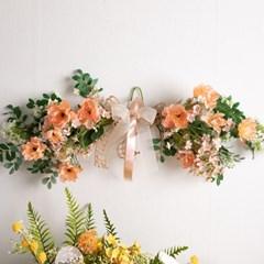 포피시아갈란드 80cmP 조화 꽃 인테리어 소품 FMWGFT
