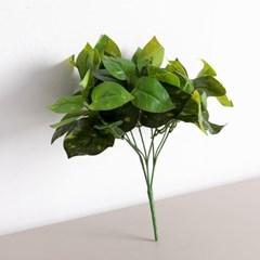 풍성한심플스킨부쉬 32cm 조화 녹색식물 FAIBFT