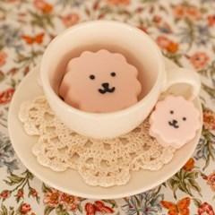 향기가 좋은 반려동물 수제비누 BOBO - ROSE