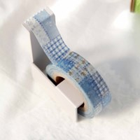 Patchwork Masking Tape [Blue Patchwork]