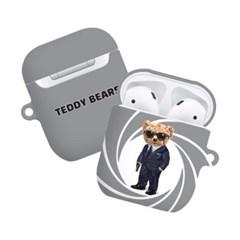 테디베어스 엑티브 에어팟 하드 케이스