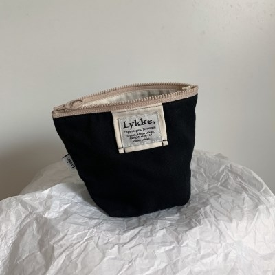 Lykke Classic Pouch_black