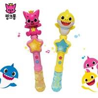 핑크퐁 멜로디 스틱-효과음,비눗방울,멜로디,장난감