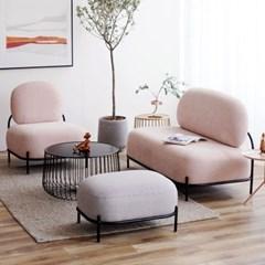 로사 뉴아즈 소파 시리즈 핑크