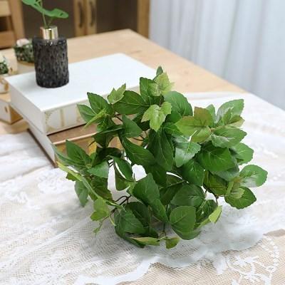 지피식물 그린테리어 가드닝 고급조화 메이플 부쉬_(2495449)